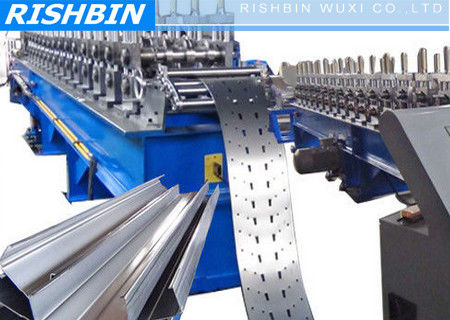 Cable Tray Roll Forming Machine4