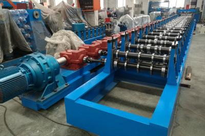 Guardrail / Crash Barrier Roll Forming Machine